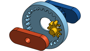 Planetary Gear Toy