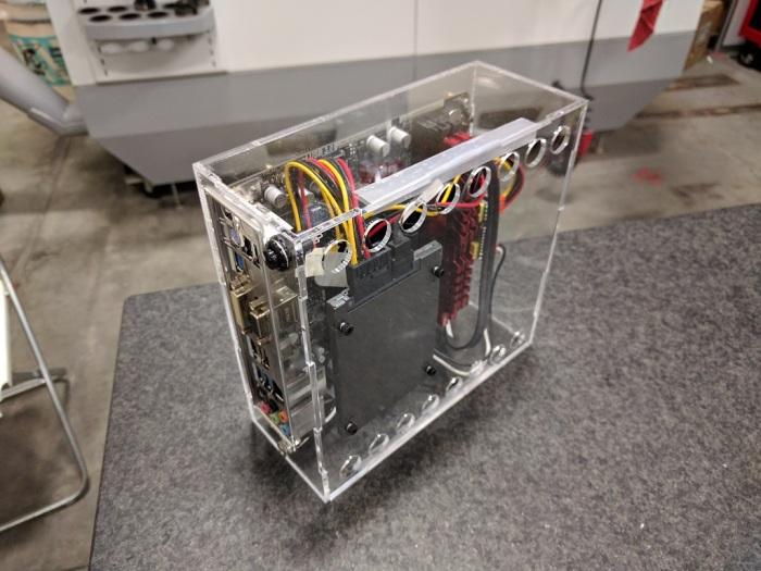 Mini-ITX Server
