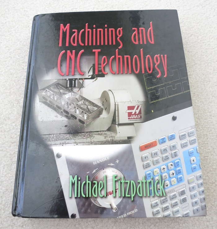 Machining Textbook Cover
