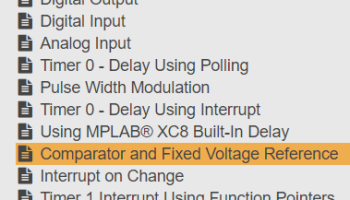 I2C on PIC: Microchip MCC Boilerplate Is A Pretty Good