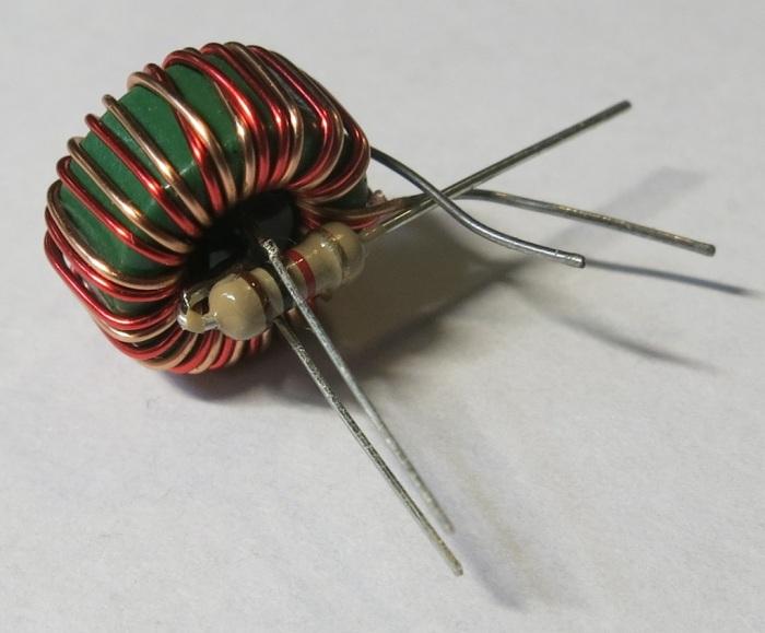 5 - Transistor in Coil