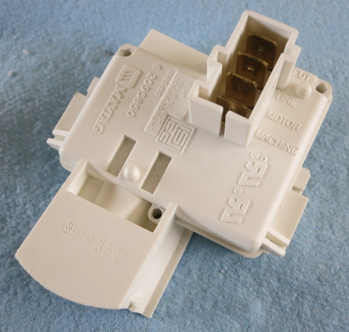 Maytag Lid Switch
