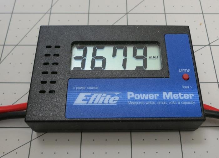 E Flite Power Meter