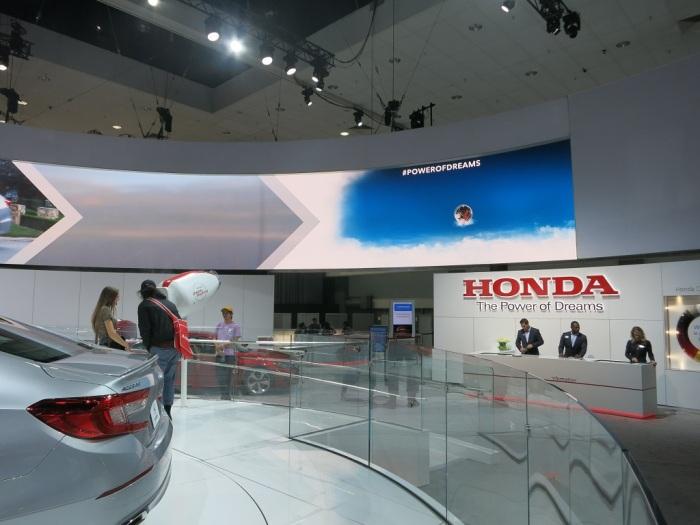 Selfie 1 - Honda