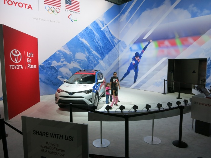 Selfie 2 - Toyota