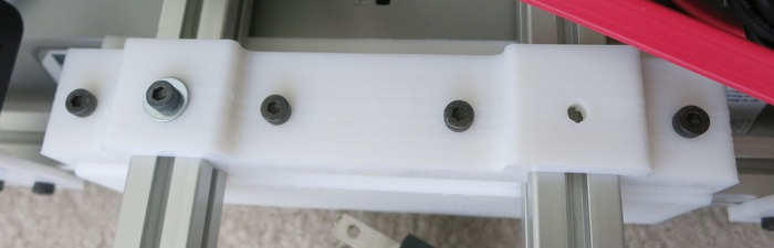 2 - screw missing