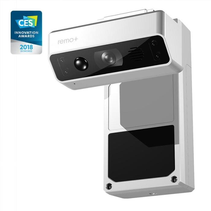 Remo Doorcam Cleverly Solves Installation Challenges