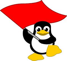 Penguin Red Flag2