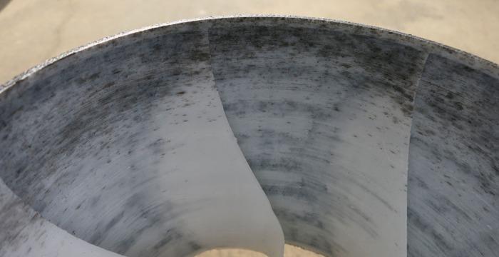 Sawppy Wheel Dip 6 - Overspray