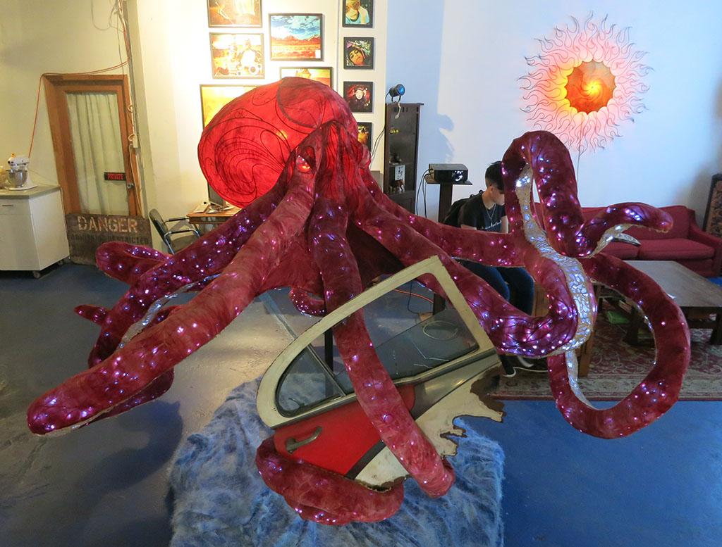 Sobczak Sandman Creations octopus