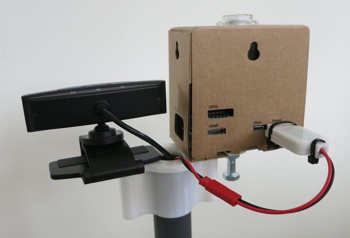 Camera platform - rear