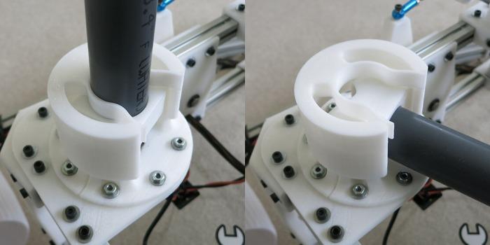 Mast - External Clip 2