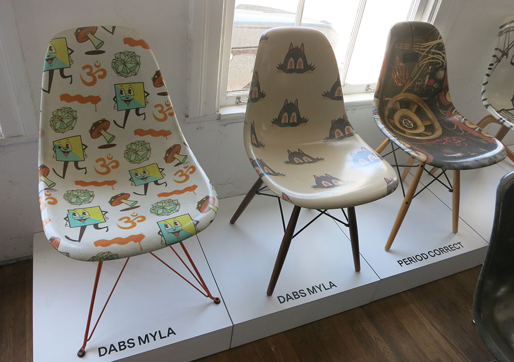 Modernica 20 - Fiberglass Shell Chairs