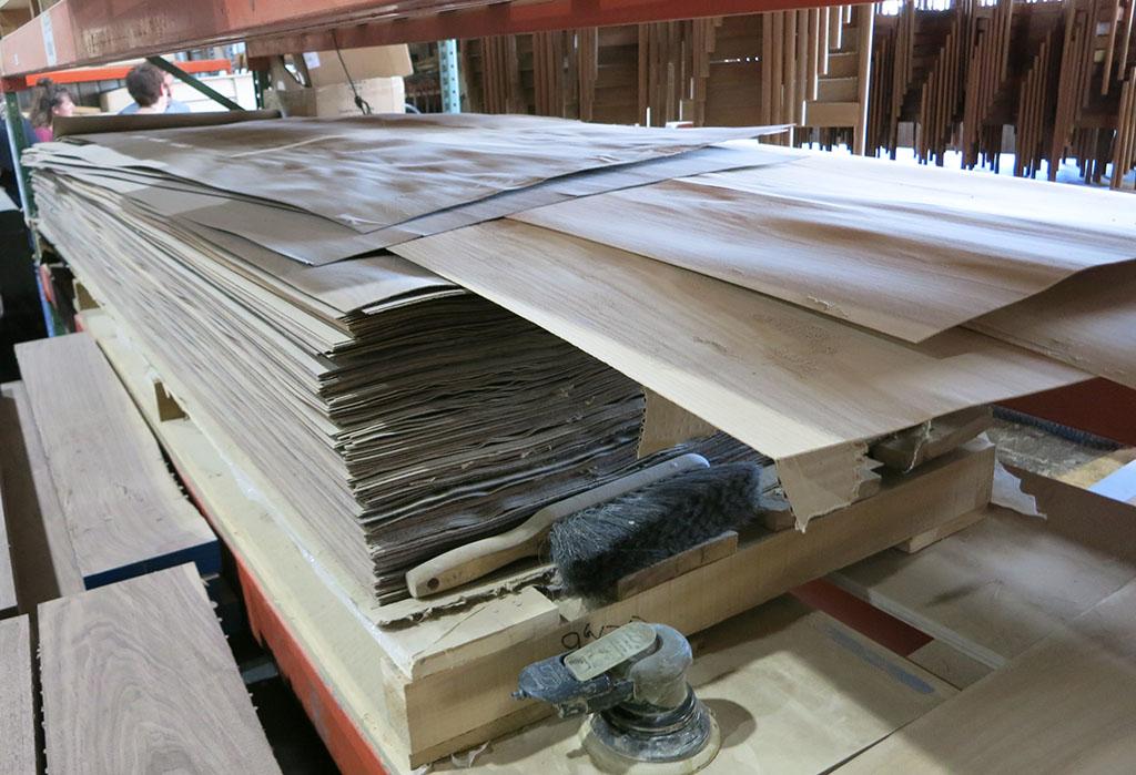 Modernica 95 - Thin veneer sheets