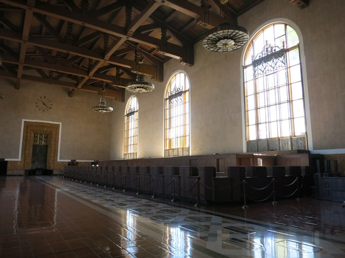 Union Station - Ticketing Hall