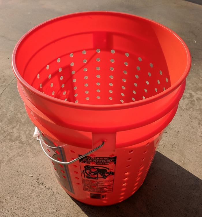 Holey Bucket