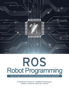 ROS Robot Programming cover 800