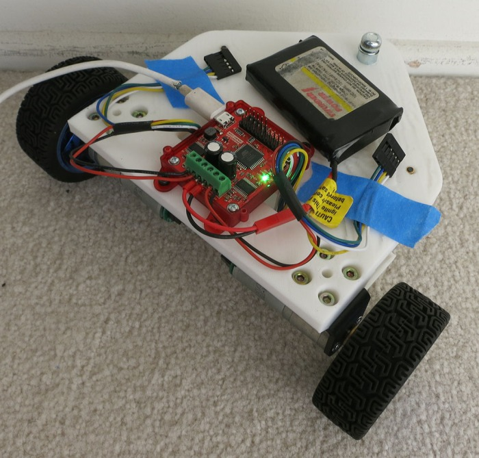Phoebe TurtleBot Stage 1 PWM