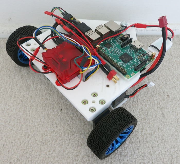 Phoebe TurtleBot Stage 2 Encoder Pi