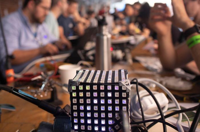 Pixelblaze Cube