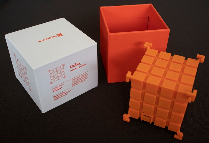 Supplyframe Cube with Box
