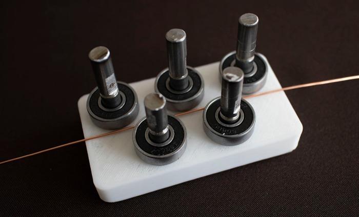 Wire straightener 1