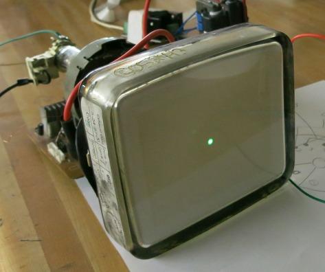 RPTV Green tube
