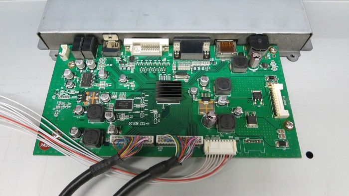 monoprice 10734 interface board