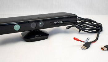 Modify Xbox 360 Kinect for PC Use – New driver on