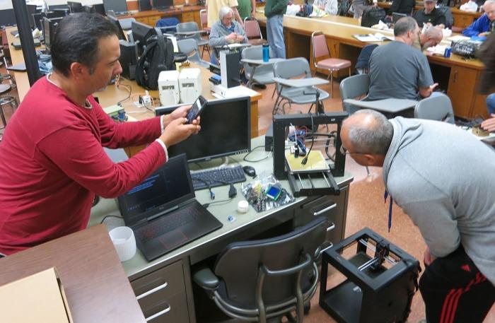 20190209 RSSC 3D Printers