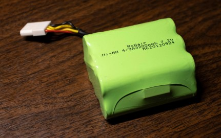Neato XV-21 battery pack