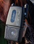 Portable Karaoke duet machine