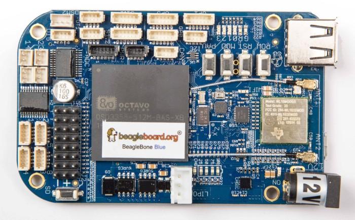 Beaglebone Blue 1600