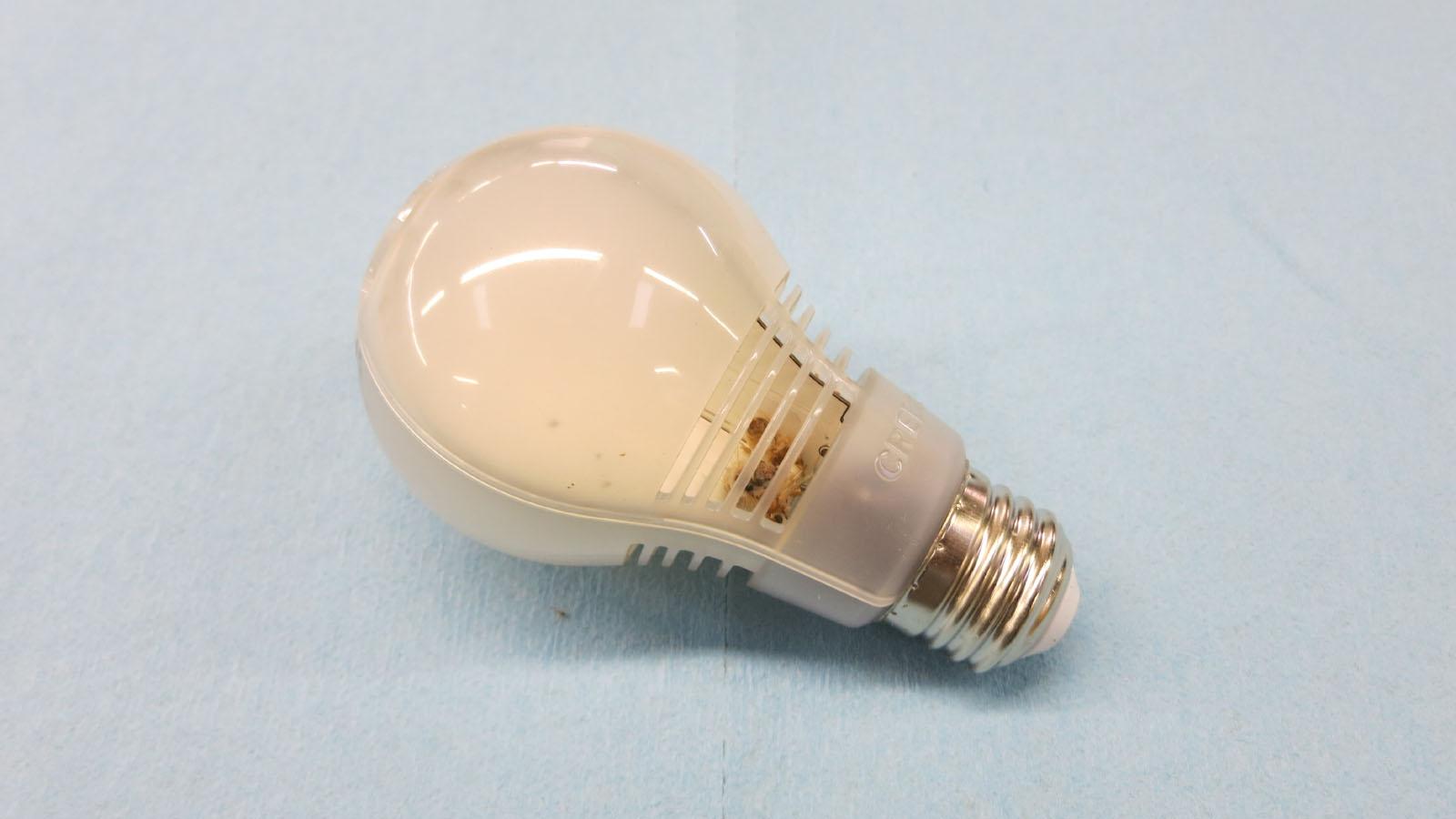 Cree LED bulb teardown 1 - intact