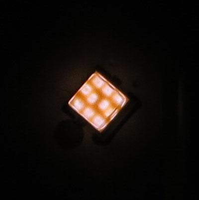 Cree LED bulb teardown D - ten LED per package