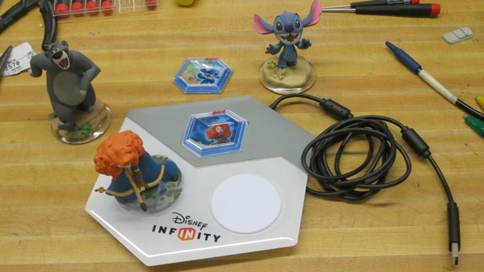 Disney Infinity 1 intact