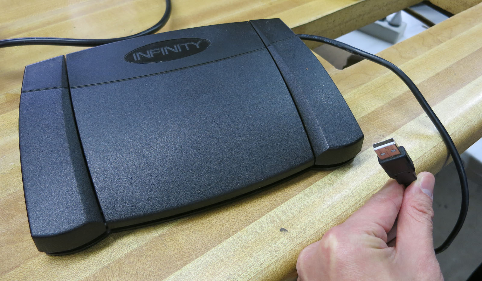 Infinity Foot Pedal IN-USB-2