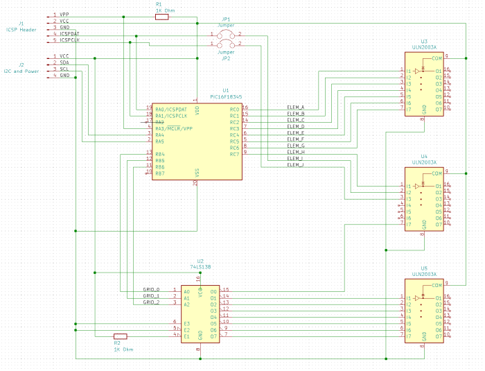 VFD driver schematic