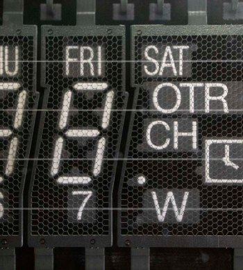VFD Project: The Death Clock – New Screwdriver