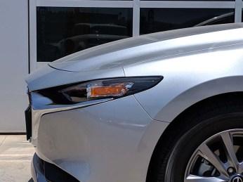 2019 Mazda3 sedan nose