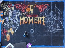 Chalk festival Coco 20