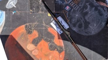 Chalk festival rover 10