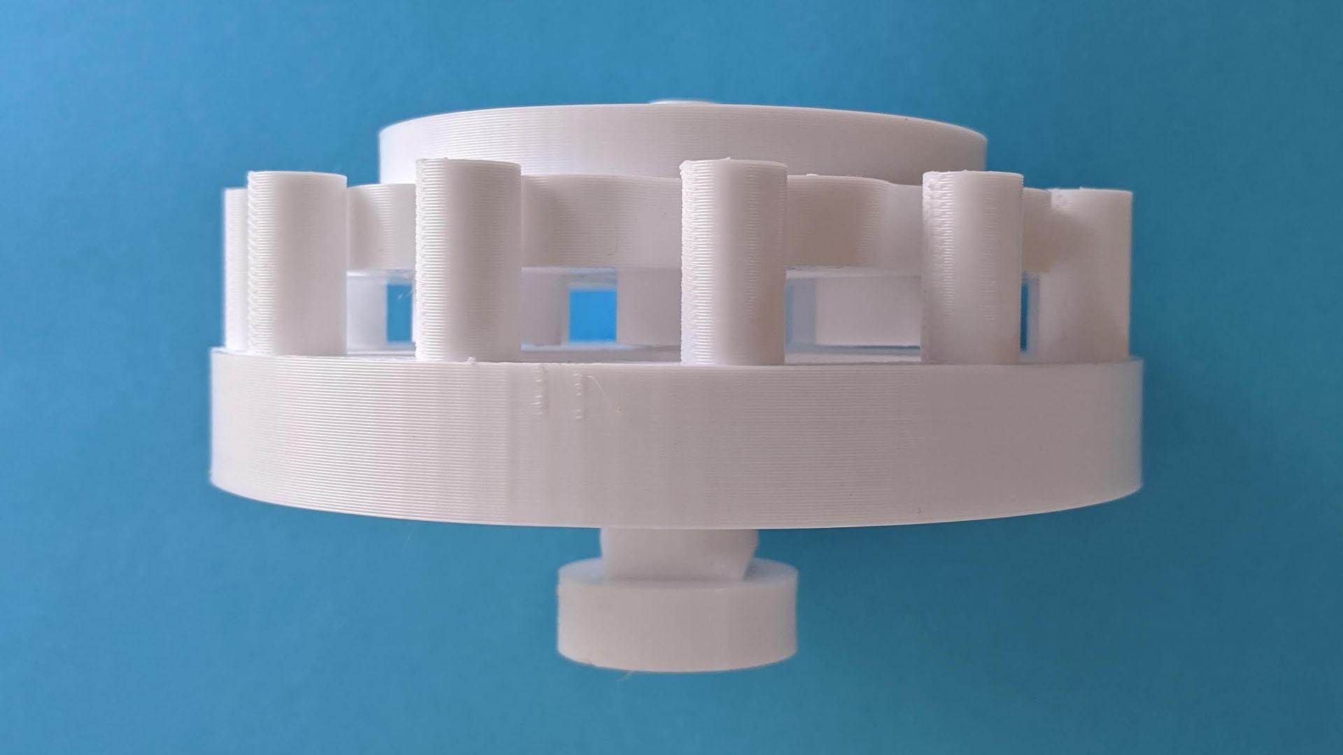 Hypocycloid demo model big gap