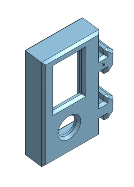 Geeetech A10 power panel CAD