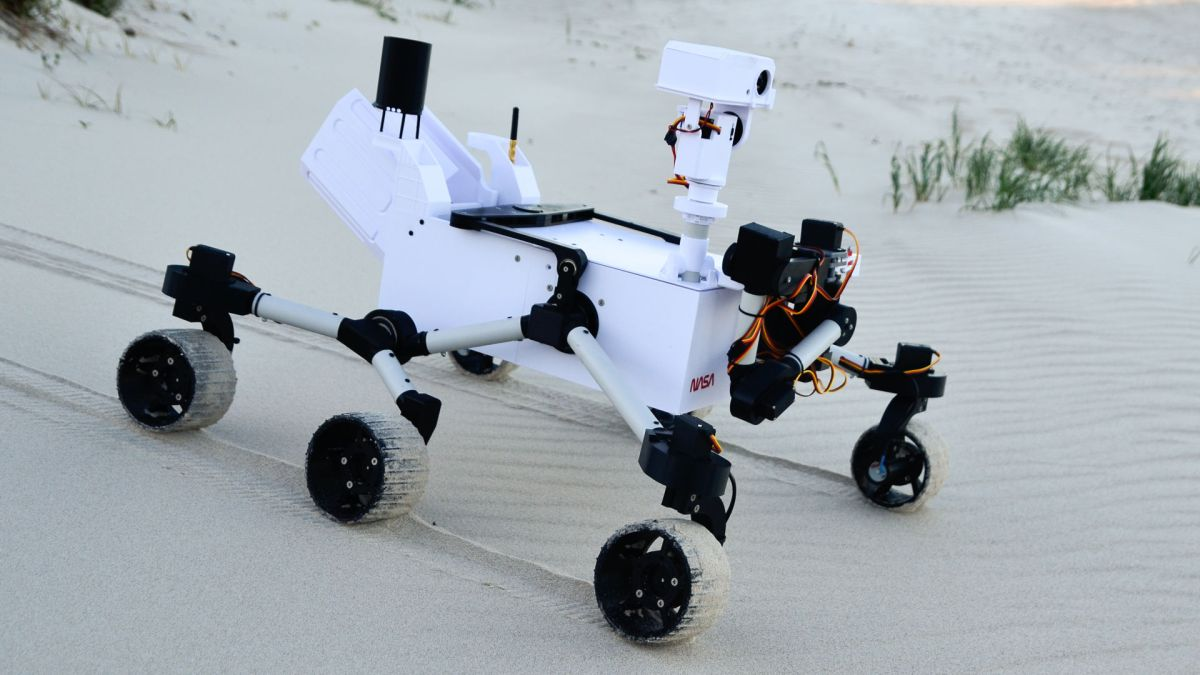 Since the time I've published my Sawppy rover project, I've learned of a few other rover projects with no relation to Sawppy (other than being ins